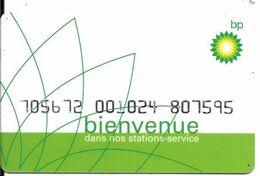 CARTE-MAGNETIQUE-FIDELITE-2006-CARBURANTS-BP-TBE-RARE - Frankreich