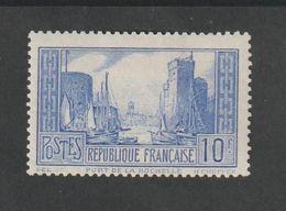 Timbres 1929-31  - N°261 -  Port De La Rochelle  Type III  -  Neuf Avec Charnière - - Unclassified