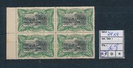BELGIAN CONGO 1894/1900 ISSUE COB  24 MNH - Congo Belge