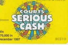 ST KITTS AND NEVIS 1997 - Telefonkarten