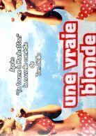 Laser Disc Une Vraie Blonde - DVD