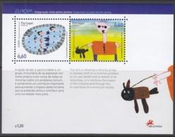 PORTUGAL MADEIRA  Block 34, Postfrisch **, Europa: Integration, 2006 (Nominale 1,20 Euro) - Portugal