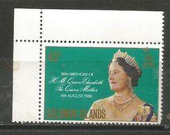Solomon Islands - 1980 Queen Mother Anniversary  MNH ** - Salomon (Iles 1978-...)