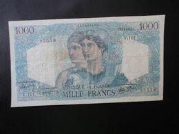 FRANCE : 1000 FRANCS   23-8-1945   FAYETTE 41 / PICK 130a     TTB * - 1871-1952 Antichi Franchi Circolanti Nel XX Secolo