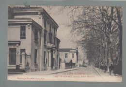 CPA - 81 - Mazamet - Avenue Albert Rouvière - Mazamet