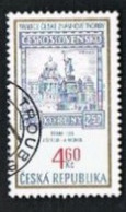 REP. CECA (CZECH REPUBLIC) - SG 223  - 1999 NATIONAL STAMP PRDUCTION  -   USED - República Checa
