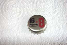 BEERCAPS BELGIUM / KROONKURKEN BELGIË : PRIMUS HAACHT 16+8 - Kroonkurken