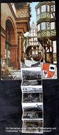 Bernkastel-Kues Systempostkarte Packungsbeilage ALLEMAGNE Carte Système Dépliant GERMANY System Postcard With Leaflet - Bernkastel-Kues