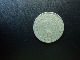 PANAMA : 5 CENTESIMOS DE BALBOA    1962    KM 23.2       TTB - Panama