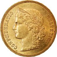 Monnaie, Suisse, 20 Francs, 1896, Bern, SUP, Or, KM:31.3 - Suiza