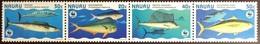 Nauru 1997 WWF Fish MNH - Sin Clasificación