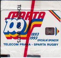 "21/ Czechoslovakia; C17., SL5, Without CN, On Wrapper Text ""TCHECO 100 UNITS"" - Tchécoslovaquie"