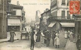 FIRMINY  Rue Verdie - Firminy