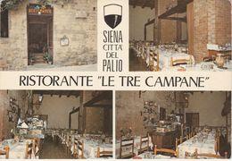 SIENA BEPPINO Ristorante LE 3 CAMPANE Via Monna Agnese VOIR DOS - Siena