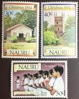 Nauru 1984 Christmas MNH - Nauru
