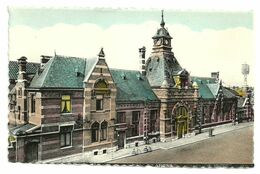 TURNHOUT  -  Stationsgebouw - Turnhout