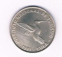 10 CENTAVOS 1981 CUBA /6166/ - Cuba