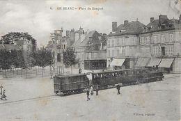 Le Blanc - Place Du Bosquet - TB état - Le Blanc