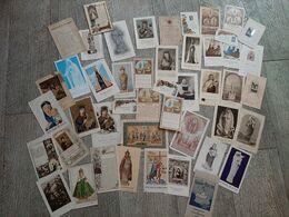 45 Images Religieuses Notre Dame De La Salette De Boulogne Du Laus Ligny En Barrois De Lorette Fatima    Religion - Images Religieuses