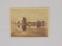 Cx13 B1) Chromo Portugal Lisboa EXPOSIÇÃO MUNDO PORTUGUÊS 1940 O Espelho De água E O Seu Restaurante 7x9cm - Other