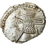 Monnaie, Royaume Parthe, Vologèse III, Drachme, 105-147, Ecbatane, SUP+ - Orientale