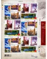 Ref. 142897 * MNH * - HONG KONG. 2003. WORLD HERITAGE . PATRIMONIO MUNDIAL - Unused Stamps