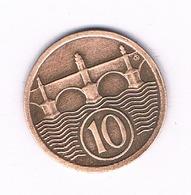 10 HALLER  1926  TSJECHOSLOWAKIJE /6178/ - Tchécoslovaquie