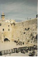 ISRAEL : Unused Card WESTERN WALL / IERUSALEM - Ohne Zuordnung