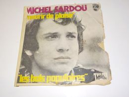 45 TOURS MICHEL SARDOU MOURIR DE PLAISIR 1970 - Other - French Music