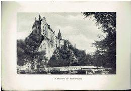 Photo Sur Papier Glacé:   LE CHATEAU DE  SIGMARINGEN. - Photographie