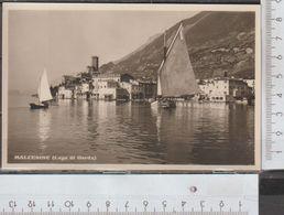 Malcesine Lago Di Garda Ungelaufen ( AK 1384 )günstige Versandkosten - Italy