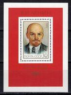 1985 USSR Mi# 5504 Bl.183 V.I.Lenin MNH ** Z182 - Nuevos
