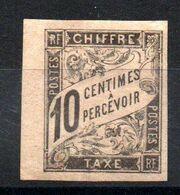 YT Taxe N° 6 Bdf - Neuf ** - MNH - Postage Due