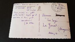 Colomb Bechar - Poste Aux Armees - FM Franchise Militaire - Sin Clasificación