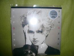 Madonna - 33t Vinyle Transparent - Madonna - Neuf & Scellé - Collectors