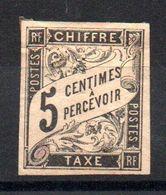 YT Taxe N° 5 - Neuf * - MH - Postage Due