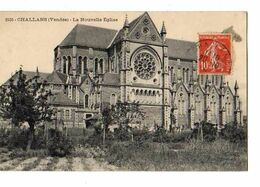 85 CHALLANS Nouvelle Eglise - Challans