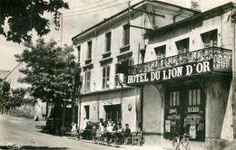 ST ANDRE D'APCHON Hôtel Du Lion D'or - SM - Non Classificati
