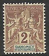 DAHOMEY N°7 N* - Non Classificati