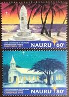 Nauru 1997 Christmas MNH - Nauru