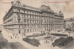 Italy - Trieste - Palazzo Delle Poste E Telegrafi - Italy