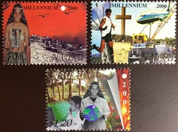 Nauru 2000 Millennium MNH - Nauru