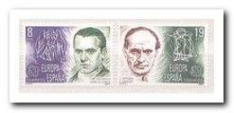 Spanje 1980, Postfris MNH, Europe, Cept - 1931-Aujourd'hui: II. République - ....Juan Carlos I