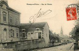 Broussey En Woevre * Rue De L'entrée - France