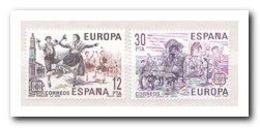 Spanje 1981, Postfris MNH, Europe, Cept - 1931-Aujourd'hui: II. République - ....Juan Carlos I