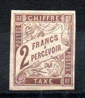 YT Taxe N° 16 - Neuf * - MH (quasi **) - Postage Due