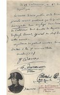 Arreté Appelant Le General Bonaparte - Non Classificati