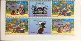 Nauru 1996 Hongpex Sheetlet MNH - Nauru