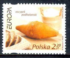 Poland 2005 Polonia / Europa CEPT Gastronomy Food MNH Gastronomía / C4928  38-49 - Europa-CEPT