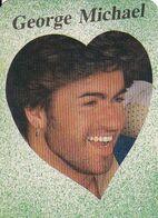 Portugal -  2  Calendários   -1988  -George Michael +Falco - Small : 1981-90